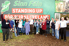 Sinn Fein at The National Ploughing Championships 2014