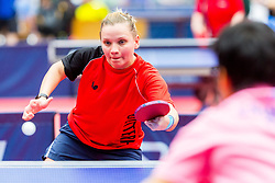 LITVINENKO Elena in action during 15th Slovenia Open - Thermana Lasko 2018 Table Tennis for the Disabled, on May 10, 2018 in Dvorana Tri Lilije, Lasko, Slovenia. Photo by Ziga Zupan / Sportida