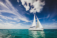 Sailing in the Bahamas. Nassau, Exumas, Nassau