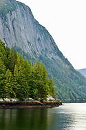 Rudyerd bay, Misty Fjords National Monument, Alaska.