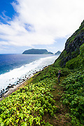 Ofu Island, Manu´a island group, American Samoa, South Pacific, MR
