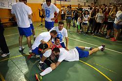PORTOMAGGIORE ESULTA<br /> TEAM VOLLEY PORTOMAGGIORE - SAN MARINO<br /> PROMOZIONE IN SERIE B<br /> PORTOMAGGIORE (FE) 08-06-2016<br /> FOTO FILIPPO RUBIN