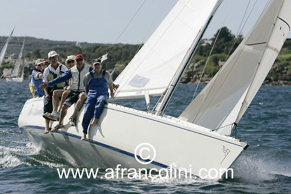 SAILING - BMW Winter Series 2005 - THE AMATEURS - Sydney (AUS) - 01/05/05 - ph. Andrea Francolini