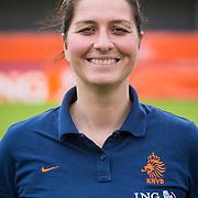 NLD/Velsen/20130701 - Selectie Nederlands Dames voetbal Elftal, persvoorlichtster Francis Grondhuis