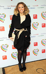"""Kimberley Walsh  arriving for a Health Lottery special event in London on Thursday 28th March 2013.  Photo by: Stephen Lock / i-Images<br /> File photo - Girls Aloud Star Kimberley Walsh Pregnant. Former Girls Aloud singer Kimberley Walsh has revealed she is expecting her first child with her boyfriend Justin Scott.<br /> <br /> The star told fans the news on Twitter, writing: """"Justin and I are so happy to let you all know we are having a baby!!! Couldn't wait to share our lovely news with you all.<br /> Photo filed Tuesday 25th Feb 2014."""