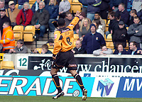 Photo: Kevin Poolman.<br />Wolverhampton Wanderers v Coventry City. Coca Cola Championship. 08/04/2006. <br />Wolves' Paul Ince celebrates his goal.