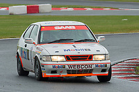 #1 Ian EVERETT SAAB 900 SE  during CSCC RSV Graphics New Millennium and CSCC Motosport School Turbo Tin Tops as part of the CSCC Oulton Park Cheshire Challenge Race Meeting at Oulton Park, Little Budworth, Cheshire, United Kingdom. June 02 2018. World Copyright Peter Taylor/PSP.