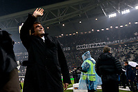 Antonio Conte  Juventus<br /> Calcio  Juventus vs Udinese<br /> Campionato Serie A - Torino 19/1/2013 Juventus Stadium<br /> Football Calcio 2012/2013<br /> Foto Federico Tardito Insidefoto