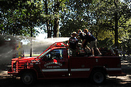 1 Aug 2015 Lanoka Harbor, US // 75 Anniversary and wetdown of LHFD's newest apparatus  ©2015 Michael Glenn / Glenn Images, all rights reserved