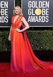 January 6, 2019 - Beverly Hills, California, United States of America - Golden Globe nominee Patricia Clarkson attends the 76th Annual Golden Globe Awards at the Beverly Hilton in Beverly Hills, California on  Sunday, January 6, 2019. HFPA/POOL/PI (Credit Image: © Prensa Internacional via ZUMA Wire)