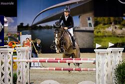 Springen, Showjumping, Saut d'obstacles<br /> Jumping Indoor Maastricht 2018<br /> &copy; Hippo Foto - Sharon Vandeput<br /> 25/11/18