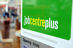 © Licensed to London News Pictures. 21/01/2015<br /> Unemployment down,Job Centre Plus,Passey Place, Eltham,Greater London.<br /> Unemployment fell by 58,000 to 1.91 million in the three months to the end of November 2014, according to the latest figures from Office for National Statistics<br /> <br /> <br /> <br /> (Byline:Grant Falvey/LNP)