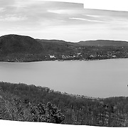 Hudson River with Bannerman's Island and Stormking Mountain