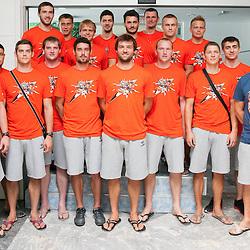 20130731: SLO, Handball - Press conference of RK Gorenje Velenje before new season 2013/14
