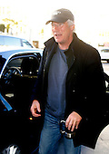 Richard Gere arrives at Madrid Airport and greeted by Girlfriend Alejandra Silva
