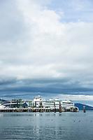 Anacortes ferry terminal. Washington