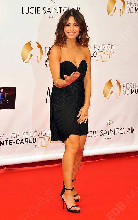 10.JUNE.2012. MONACO<br /> <br /> SARAH SHAHI ATTENDS THE OPENING CEREMONY OF THE 52ND MONTE CARLO TELEVISION FESTIVAL HELD AT THE GRAMALDI FORUM.  <br /> <br /> BYLINE: EDBIMAGEARCHIVE.CO.UK<br /> <br /> *THIS IMAGE IS STRICTLY FOR UK NEWSPAPERS AND MAGAZINES ONLY*<br /> *FOR WORLD WIDE SALES AND WEB USE PLEASE CONTACT EDBIMAGEARCHIVE - 0208 954 5968*