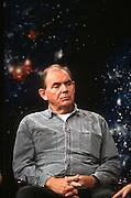 British astrophysicist Mike Disney during a NASA event November 22, 1996 in Washington, DC.