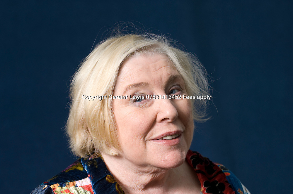 Fay Weldon author . CREDIT Geraint Lewis