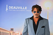 Johnny Depp Photocall Deauville