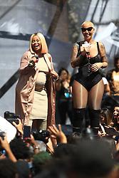 Amber Rose beim Slut Walk in Los Angeles / 011016<br /> <br /> ***Slut Walk in Los Angeles, USA, October 1st, 2016***