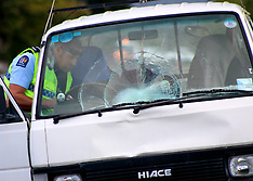 Te Puke-Hitchhiker seriously injured, hit by van