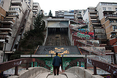 Sarajevo - Street art in Ciglane