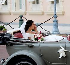 Screenshots of Wedding of Louis Ducruet and Marie Hoa Chevallier in Monaco - 28 July 2019