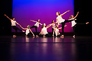 2018 Spring Dance Concert performed in the Magnuson Theater.