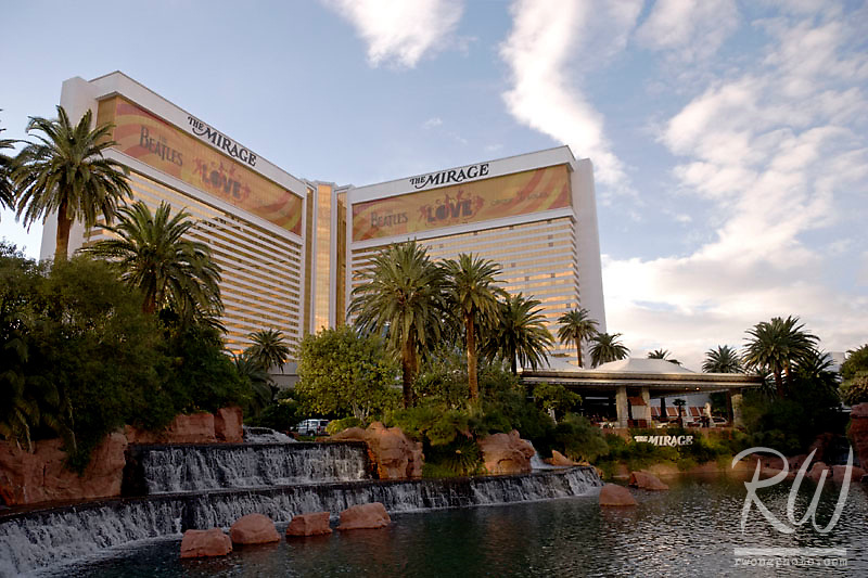 The Mirage Casino Hotel Resort, Las Vegas, Nevada