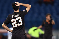 Davide Astori Roma <br /> Roma 03-02-2015 Stadio Olimpico, Football Calcio Coppa Italia AS Roma - Fiorentina. Foto Andrea Staccioli / Insidefoto<br /> Fiorentina captain Davide Astori dies suddenly aged 31 . <br /> Astori was staying a hotel with his team-mates ahead of their game on Sunday away at Udinese when he passed away. <br /> Foto Insidefoto