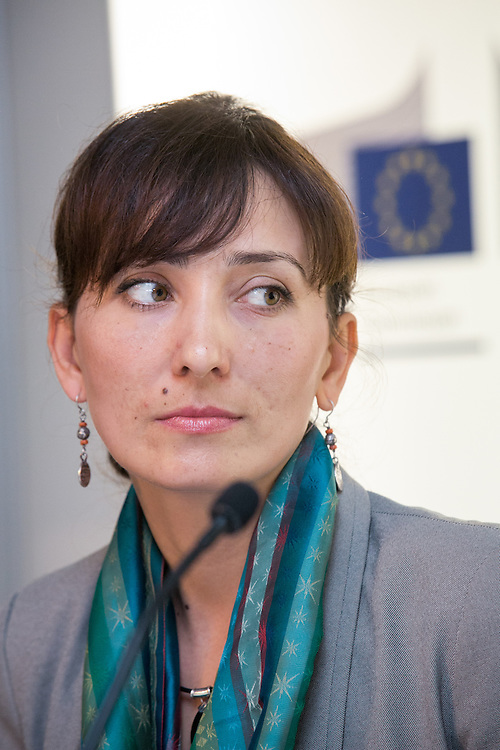 04 June 2015 - Belgium - Brussels - European Development Days - EDD - Gender - Empowering women in Central Asia - Stories from the field - Gulshod Sharipova<br /> Representative, MIR - Office for Initiative Development &copy; European Union