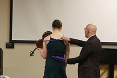 Violin Pre-Collegiate Master Class