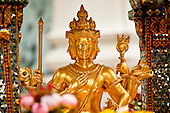 Afternoon at the Erawan Shrine
