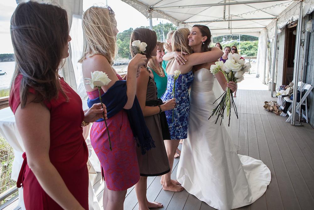 Chequessett Yacht & Country Club Wedding, Wellfleet Wedding, Cape Cod Wedding, CYCC Wedding