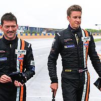 #86, Gulf Racing, Porsche 911 RSR, LMGTE Am, driven by: Michael Wainwright, Ben Barker, Alexander Davison, 24 Heures Du Mans  2018, , 12/06/2018,