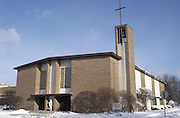 Immaculate Conception Church, Rhinelander, Wis.<br />