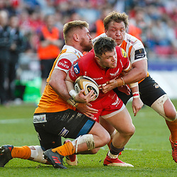 05,05,2018 Pro14 match between Scarlets and Cheetahs