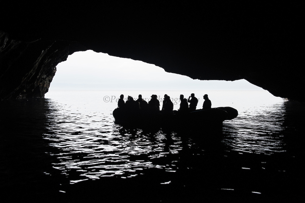 Galapagos December 2016 Group<br /> Punta Vicente Roca, Isabela Island<br /> Galapagos<br /> Ecuador, South America