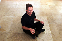 Portraits of Jamie Macpherson, Melbourne, Cambridge, September 11, 2000..Photo by Andrew Parsons/i-Images.