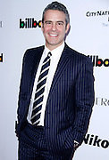 Andy Cohen attends the 2013 Billboard Women in Music Luncheon at Capitale in New York City, New York on December 10, 2013.