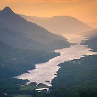 Loch Leven from Kinlochmore, Scotland