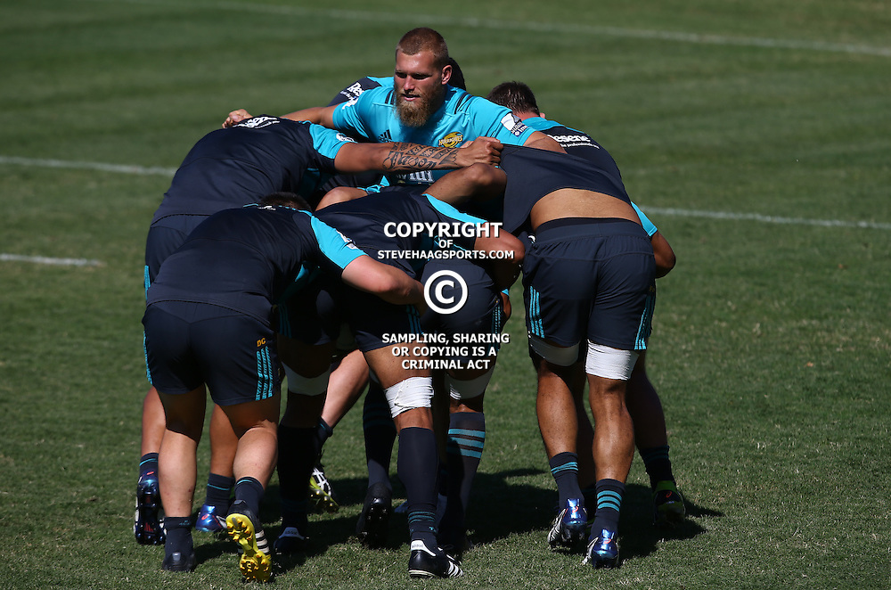 DURBAN, SOUTH AFRICA, 5, May 2016 - Brad Shields during the Hurricanes training session held at Northwood School Durban North , (Photographer Steve Haag) <br /> <br /> Images for social media must have consent from Steve Haag