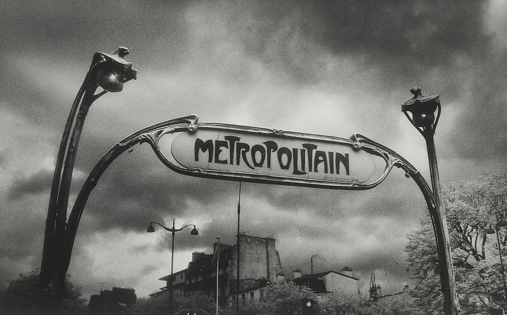 Metro Pere Lachaise
