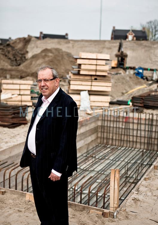 Theo Hanegraaf, directeur van Bouwbedrijf Van Hemert