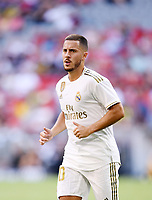 Fussball International Audi Cup 2019   Saison 2019/2020   30.07.2019 Halbfinale Real Madrid - Tottenham Hotspur Eden Hazard (Real Madrid)