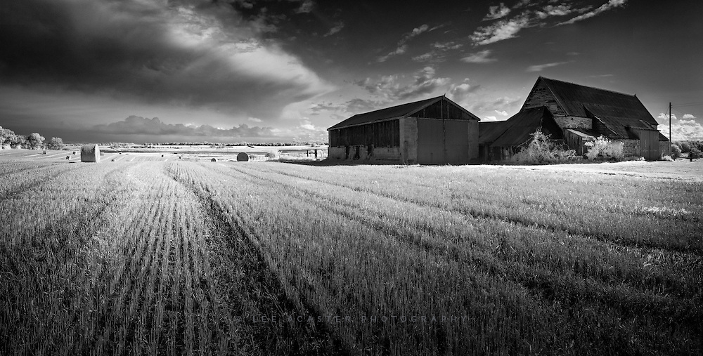 I pass this barn every time I drive into Southwold and finally had a reason to stop and shoot it on Sunday with Bertha doing impressive things to the clouds.
