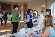 20170403, Monday, April 3, 2017, Quincy, MA, USA;  Annual Lovely Ladies Spring Social dinner to benefit My Brother's Keeper of Easton MA held at Granite Links Golf Club in Quincy MA on Monday evening April 3, 2017. The annual fundraiser is an all-female gathering save for My Brother's Keeper co-founder Jim Orcutt along with My Brother's Keeper president Erich Miller and Mission Advancement Director Vin Shea who joined the festivities.  <br /> <br /> ( 2017 &copy; lightchaser photography )