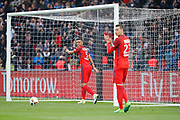 Marcos Aoas Correa dit Marquinhos (PSG) scored a goal from the decisive ball gaved from Giovani Lo Celso (PSG), Julian Draxler (PSG) during the French championship Ligue 1 football match between Paris Saint-Germain (PSG) and Bastia on May 6, 2017 at Parc des Princes Stadium in Paris, France - Photo Stephane Allaman / ProSportsImages / DPPI