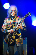Steve Howe of Yes performing at ACL Live, Austin, Texas, March 14, 2013.